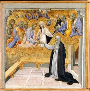 596px-Giovanni_di_Paolo_The_Mystic_Marriage_of_Saint_Catherine_of_Siena,